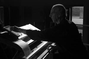 Robert Verguet, pianiste en concert