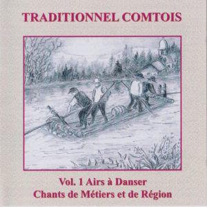 Traditionnel Comtois Les Alwati Vol 1
