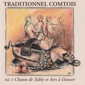 Traditionnel Comtois Les Alwati Vol 3