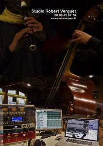 enregistrement concert studio robert verguet